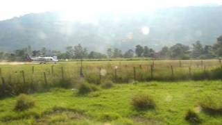 preview picture of video 'Landing at Tumlingtar East Nepal'