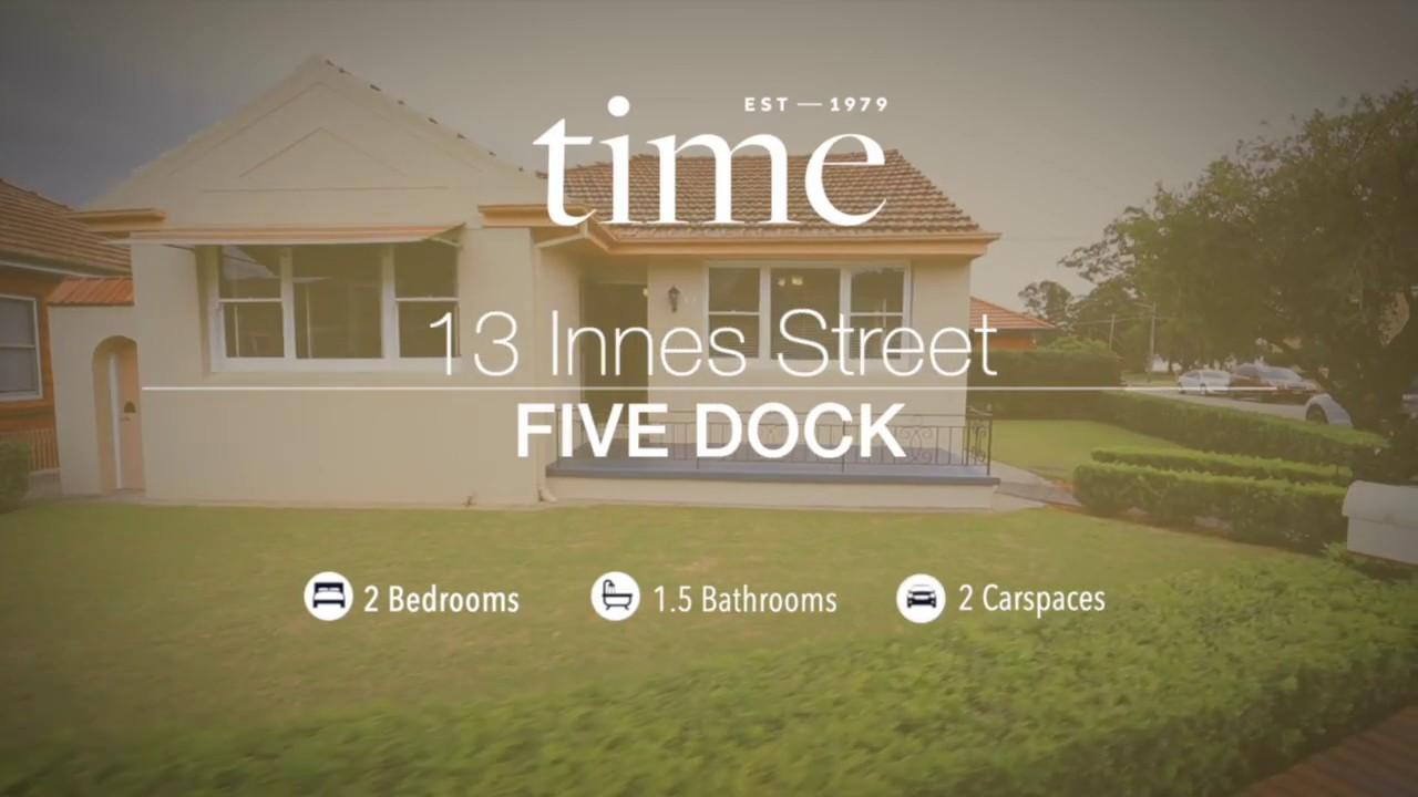 13 Innes Street, Five Dock NSW