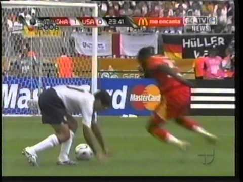 22 – HaminuDraman: Ghana v USA 2006 – 90 World Cup Minutes In 90 Days