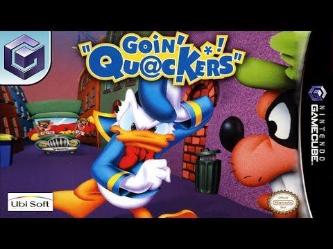 Longplay of Donald Duck: Goin' Quackers