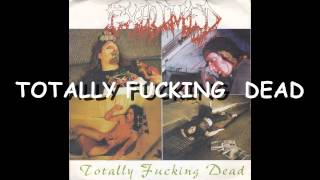 Nyctophobic & Exhumed - Sterility & Totally Fucking Dead [1998][Full Split EP][HQ]