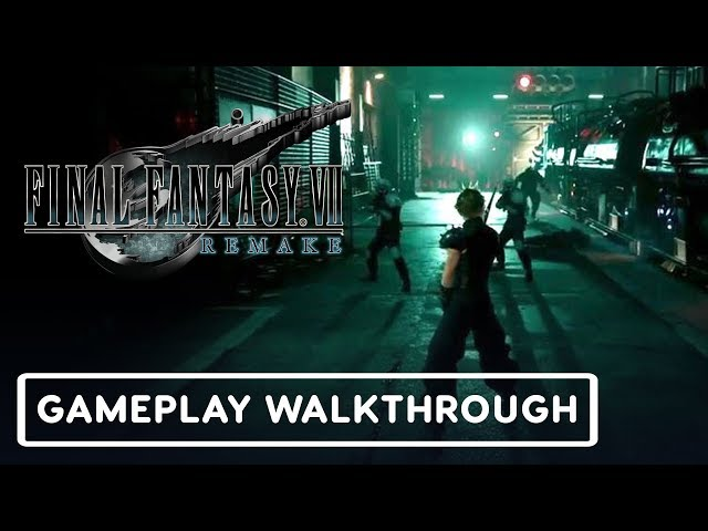 Is Final Fantasy 7 Remake a PS4 Exclusive? Square Enix