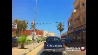 preview picture of video 'Tripoli Roads 3 شوارع طرابلس'