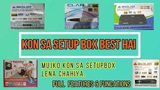 Update Alphabox software   Solid 6363   setup box  - TECH VERMA