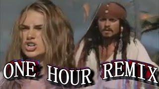 Why is the Rum Gone - ONE HOUR REMIX