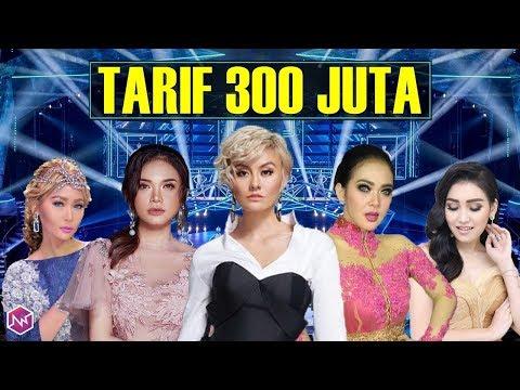 ARTIS PENYANYI TERMAHAL DI INDONESIA