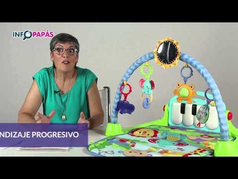 Gimnasio Piano Pataditas - INFOPAPÁS - Beneficios del juguete
