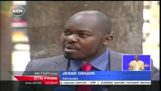 The legal process of appointing new Chief Justice in Kenya