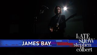 James Bay Performs 'Bad'