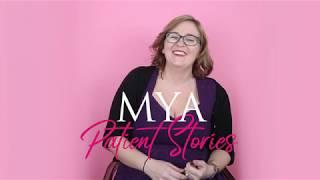 MYA Patient Stories | Aston | Why did you choose MYA?