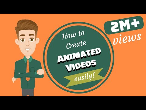 How to make animated videos [Tutorial for beginners]
