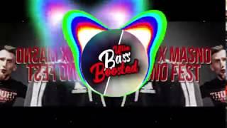 Dycha & Masno   MASNO FEST (prod. Black Rose) [Bass Boosted]
