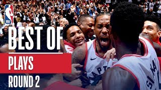 Best Plays of the 2019 NBA Playoffs | Second Round