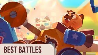 C.A.T.S. — Best Battles #32