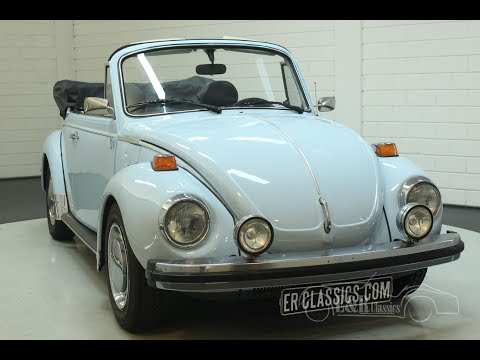 Video of '75 Beetle - PTQK