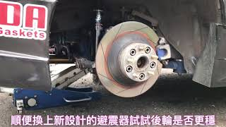 Silvia 2JZ s15 drift car test drive