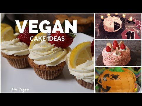 Vegan Cake Recipe Ideas