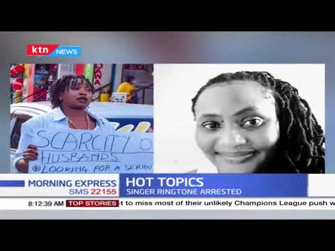 Man stops traffic to propose to girlfriend in Nairobi; Scarcity of husbands in Eldoret | HOT TOPICS