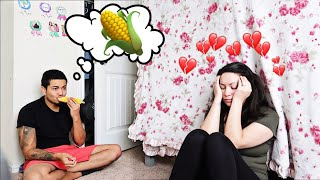 TELLING MY HUSBAND I JUST WANT TO BE FRIENDS PRANK! (BACKFIRES) 💔