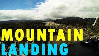 Cessna 172 | Mountain Landing | Big Bear City | ATC Audio