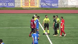 Il Bitonto espugna Portici per 2-0