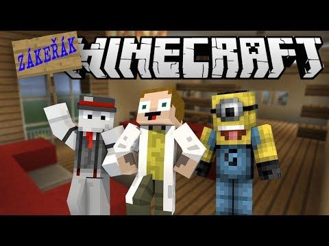 [GEJMR] Minecraft - Pomsta byla SLADKÁ!