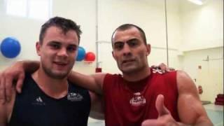 Рахим Чахкиев и Денис Бойцов. Любителям бокса. 02.09.11 (HD)