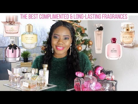TOP 20 BEST FRAGRANCES FOR WOMEN – LONG LASTING & COMPLIMENTED PERFUMES