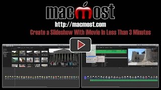 Create a Slideshow With iMovie In Less Than 3 Minutes (#1251)