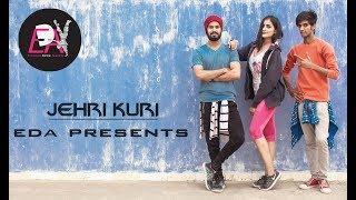 Gambar cover Jehri Kuri | Manak-E | Basic & Class Choreography by Punit Parmar | 2018 |