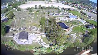 Foxeer HS1177 XAT600M RAW FPV Video