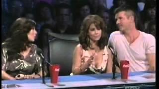 VIDEO - Danny Gokey - Jesus Take The Wheel - Judges & Performance