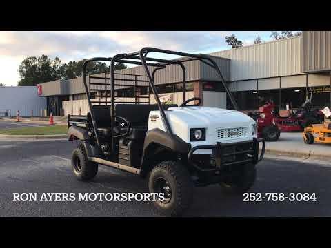 2021 Kawasaki Mule 4000 Trans in Greenville, North Carolina - Video 1