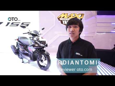 First Impression Yamaha Aerox 155VVA | Oto.com