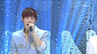 Infinite&Inspirit, Infinite - Tears, 인피니트 - 눈물만, Music Core 20120519