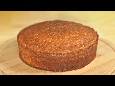 Yogurt Cake Recipe | Easy Cooking Recipe