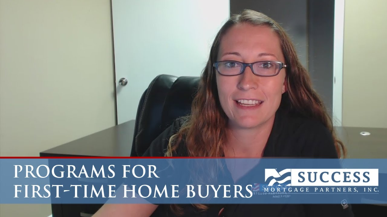 What Mortgage Programs Are Out There for First-Time Buyers?
