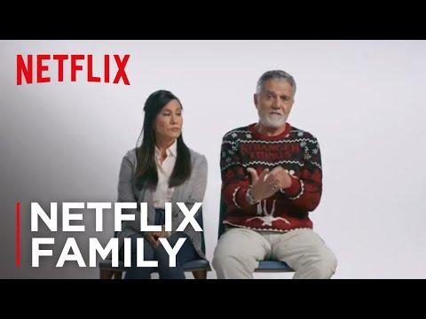 Setting up the TV   Netflix Family