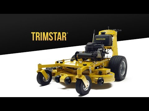 2019 Hustler Turf Equipment TrimStar 54 in. Kawasaki E.S. Zero Turn Mower in Eastland, Texas - Video 1