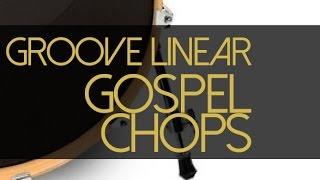 Aprenda um Groove Linear - Gospel Chops na bateria