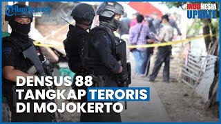 Densus 88 Tangkap Terduga Teroris di Surabaya dan Mojokerto, Polri: Di Jatim Ada 12 Teroris