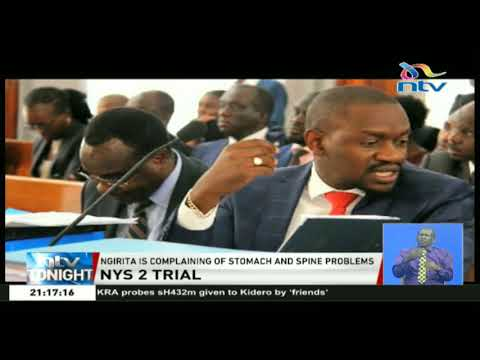 NYS 2 trial: Magistrate Douglas Ongoti rejects adjournment for Anne Ngirita's trial