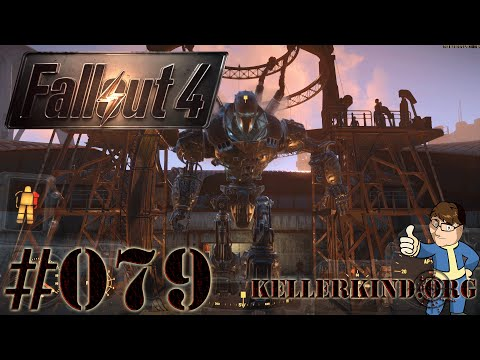 Fallout 4 #079 - Mein großer Freund ★ Let's Play Fallout 4 [HD|60FPS]