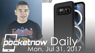 iPhone 8 leaked by Apple? Samsung Galaxy Note 8 dual-camera features & more - Pocketnow Daily