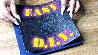 D.I.Y. Graduation Cap ! Simple And Creative Easy Tutorial