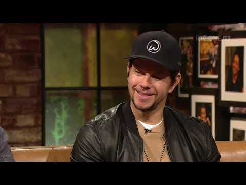 Mark Wahlberg lost big on the McGregor-Mayweather fight | The Late Late Show | RTÉ One