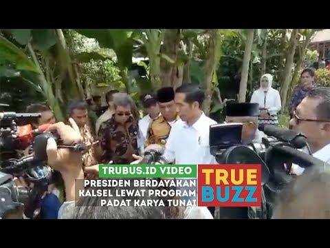 Harapan Jokowi pada Penggunaan Dana Desa di Banjarmasin