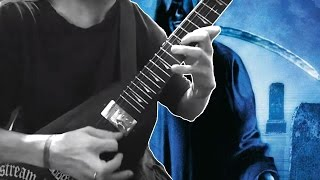 Children Of Bodom - Don't Stop At The Top (Solo Cover)
