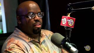 Cee-Lo Green on The Angie Martinez Show  7-22-11
