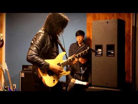 Jack Thammarat-Falling Love Again (Korea Laney Amp Clinic in FREEBUD)